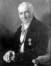 Fourau - Portrait de A. de Caqueray