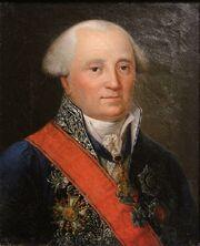 Kinsen - Portrait de Joseph Jerome Simeon
