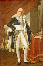 Jean-Baptiste Collin, comte de Sussy (par Henri-François Riesener)