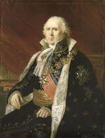 Charles François Lebrun prince architrésorier de l'Empire