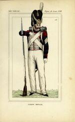 Grenadier de la Garde royale (Louis XVIII de France)