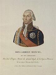 Hugel - Bon-Adrien Moncey, duc de Conegliano, né en 1754 à Moncey