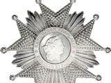 Liste des grands officiers de la Légion d'honneur