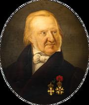 Agostino Cottolengo - Ritratto di Carlo Francesco Giacinto Caissotti di Chiusano