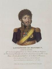 Velyn - Louis-Pierre de Montbrun, comte de l'Empire, né le 30 mars 1771 à Florensac