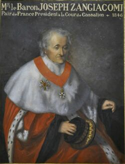 Joseph Zangiacomi (1766-1846)