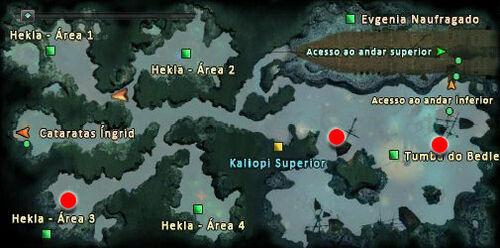 Caverna hekla flamazul
