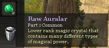 Raw auralar