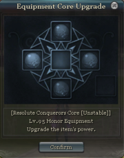 Core update wiki