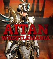 Aitan wrestlemania