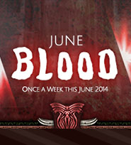 June blood