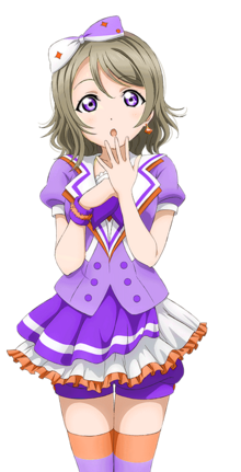 Saionji Arisa idol