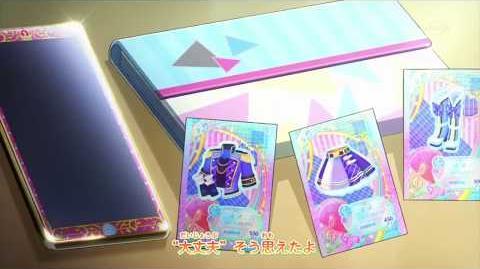 Aikatsu Friends! ありがと⇄大丈夫 アイカツフレンズ!OP 1