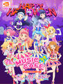 Main aikatsu series happy halloween 2018