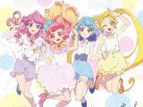 "TV Anime/Data Carddass ""Aikatsu Friends!"" Original Soundtrack - Aikatsu Friends! Music!! 01"