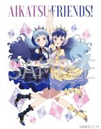 Aikatsu Friends! 3rd Blu-ray Box