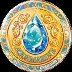 JLR Aquamarine Logo