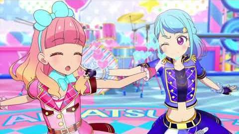 Aikatsu Friends! ep1 Stage アイカツフレンズ!1話ステージ