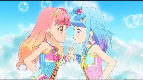 Aikatsu Friends ! ep 11 Stage アイカツフレンズ!11話ステージ