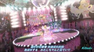 【HD】Aikatsu! - episode 09 - Ichigo & Aoi & Ran - Move on Now【中文字幕】