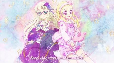 【アイカツ!フォトonステージ!!】オリジナル新曲「Good day,Good night」プロモーションムービー(フォトカツ!)