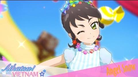 Aikatsu!VN Angel Snow PowaPuri