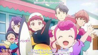 Thank You⇄It'll Be Alright EngSub Opening Aikatsu Friends!