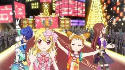 We wish you a merry Christmas AIKATSU Ver./Video gallery