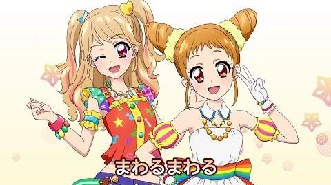 【アイカツ!フォトonステージ!!】オリジナル新曲「センチメンタルベリー」プロモーションムービー