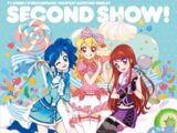 """TV Anime/Data Carddass """"Aikatsu!"""" Audycyjny Singiel 2 - Drugi Pokaz!"""