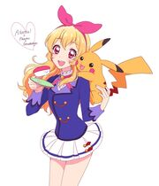 Beautifuls Fan Art Aikatsu Wiki Fandom