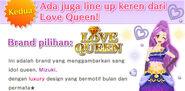 Seri 6 Love Queen