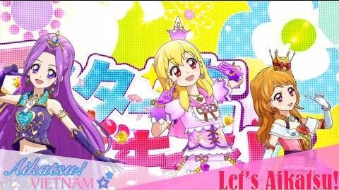 Aikatsu!VN Let'sアイカツ! (Let's Aikatsu!) IchiAkaMizu (Movie)