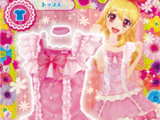 Baby Pink Frill Coord