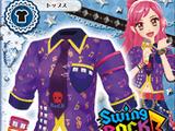 Purple Punk Coord