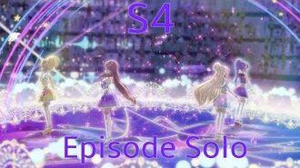 Aikatsu Stars! Episode 69 - S4 「Episode Solo」