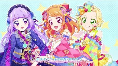 【アイカツ!フォトonステージ!!】オリジナル新曲ルミナス「トキメキアンテナ」プロモーションムービー(フォトカツ!)