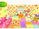 Choco Pop Detectives Office Stage