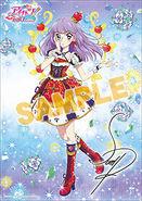 AkariGen BDBOX2 AnimateEd B3 Fabric Poster