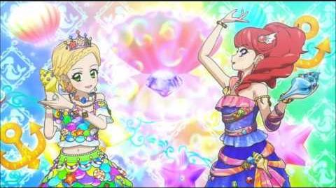 Aikatsu! Best Album Lovely Party!! - Poppin' Bubbles ~Juri & Hinaki ver