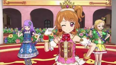 (HD)Aikatsu!- Luminas - Little Beat Little Wing♪ - Episode 147
