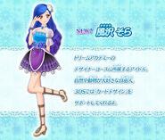 3DS myprincess chara Sora
