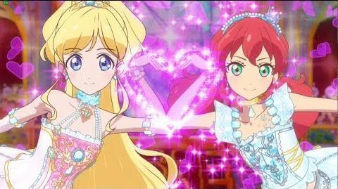 Aikatsu Friends! ep2 Stage アイカツフレンズ!2話ステージ