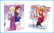 AkariGen BDBOX2 CD Jacket and Booklet File