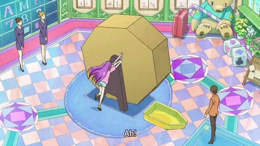 Aikatsu! Episode 3 sub