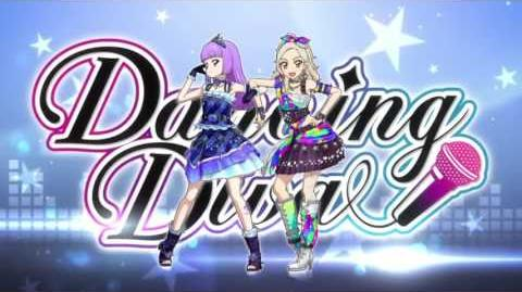 (HD)Aikatsu!-Dancing Diva-LOVE GAME (Episode 158)