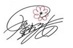 Autograph-Maria