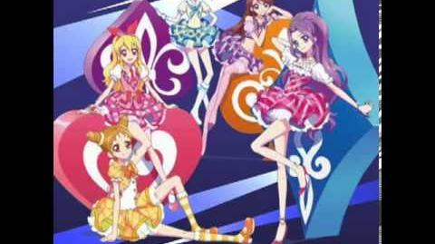 (HQ) Aikatsu First Live!!! - Move on Now - Full!