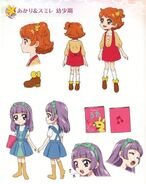 Akari sumire childhood