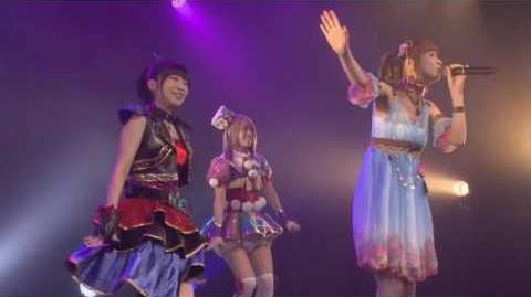 (HD)Aikatsu! LIVE-DreAca-Dream Ballon
